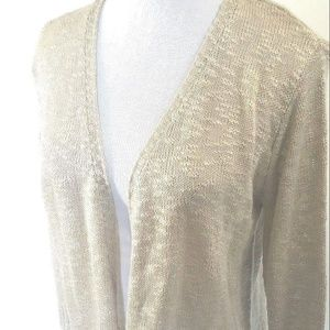 United States Sweaters Womens Open Cardigan Size M